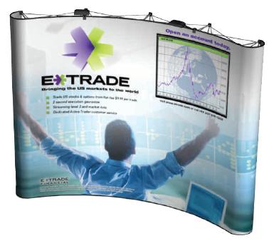 Trade Show Displays - Promosuns