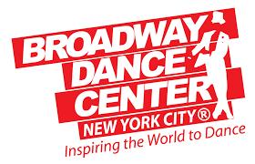 Broadway dance center logo