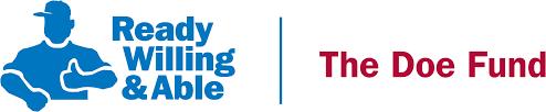 Doe Fund logo